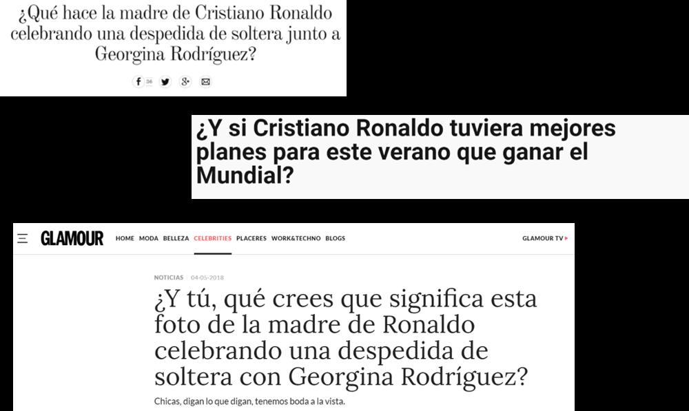 Notícias em Espanha