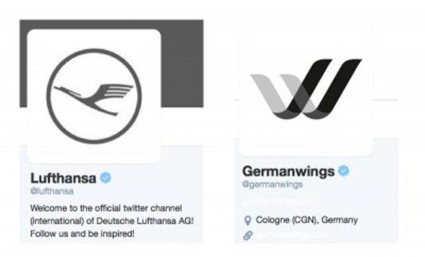Avatar Twitter Germanwings